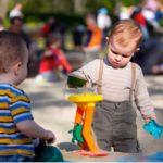 راه ابتکار عمل کودک را مسدود نکنید