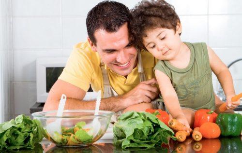 مصرف سبزیجات برای کودکان چقدر ضرورت دارد؟