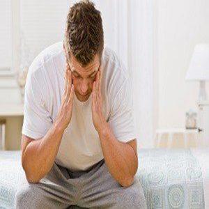 ادرار خونی در مردان به علت آسیب جنسی