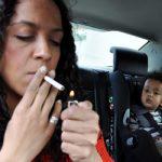 بیماریهای تنفسی در کودکان با دود دست دوم سیگار