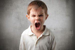 چرا کودکان دچار خشونت و پرخاشگری می شوند؟