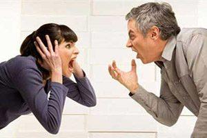 با مردان عصبی چگونه باید رفتار کنیم؟