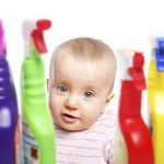 کمک های اولیه در مسمومیت های شیمیایی کودکان