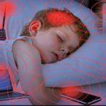 مرگ آرام مغزی کودکان با موبایل