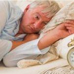علت احساس بیقراری مردان در شب چیست