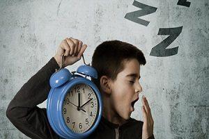 شب بیداری کودکان را زود پیر می کند