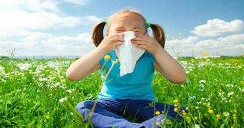 بیماری های بهاری کودکان