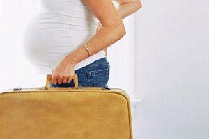 نکاتی که زنان باردار در سفر باید بدانند