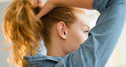 موی زنان