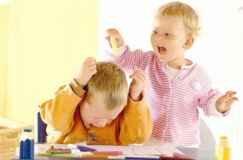 بیش فعالی در کودکان