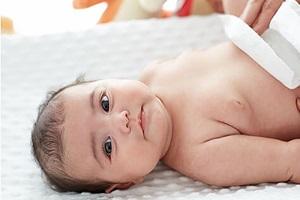 تاثیر استفاده از دستمال مرطوب در بروز آلرژی در کودکان