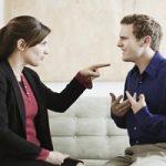 چگونگی برخورد مردان با زنان غر غرو