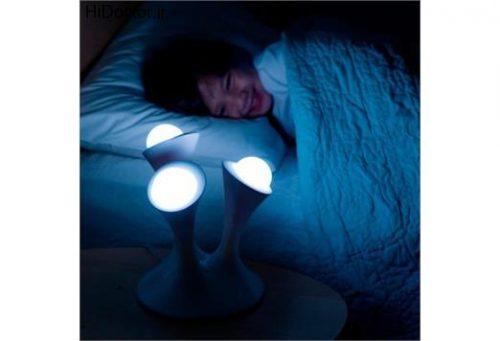 نور لامپ برای کودکان
