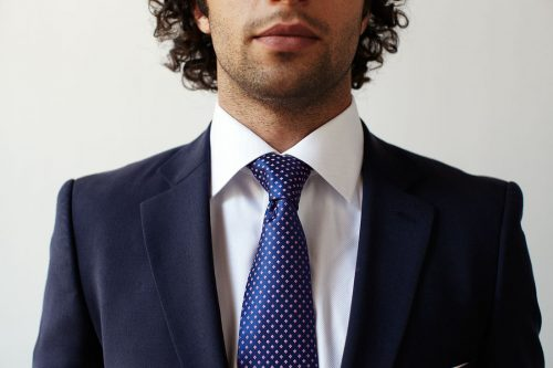 بستن کراوات برای مردان