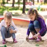 پیشگیری از افسردگی کودکان با خاک بازی