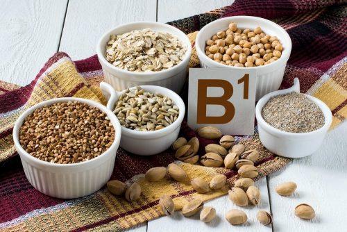 مصرف ویتامین B1 در مردان
