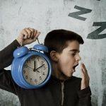 عوارض دیر خوابیدن کودکان بر روی بدن آنها