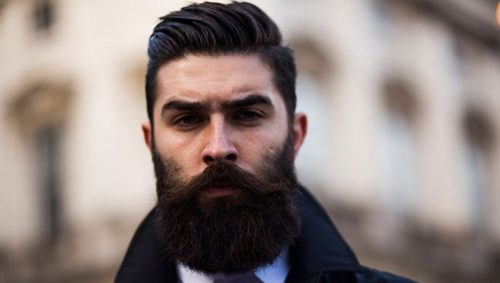 ریش مردان