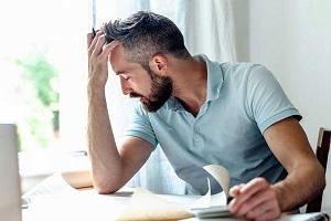 علائم افسردگی در مردان چیست؟