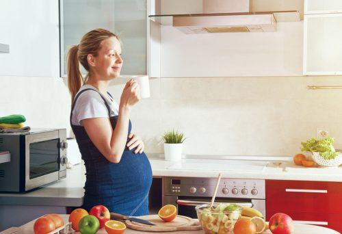 مواد غذایی ممنوعه برای زنان باردار