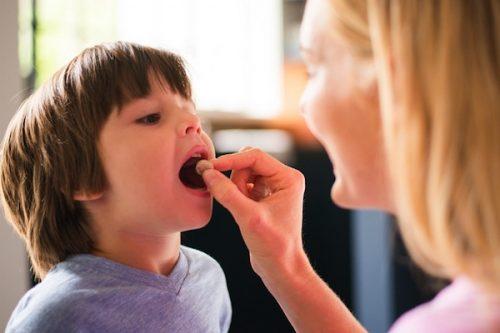 ویتامین در کودکان