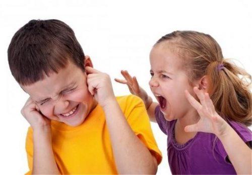 رفتار با کودکان بی ادب