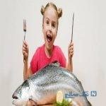 تاثیر مصرف ماهی در کودکان بر روی خواب آنها
