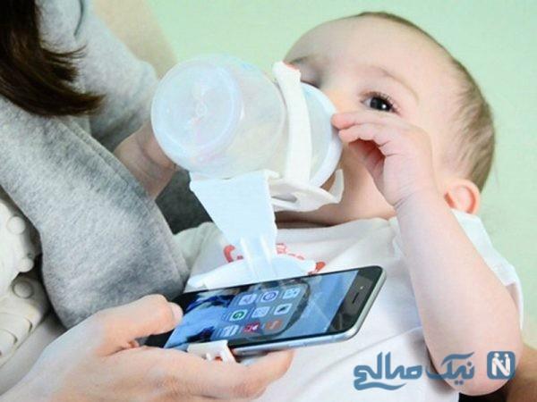 استفاده از موبایل برای کودکان