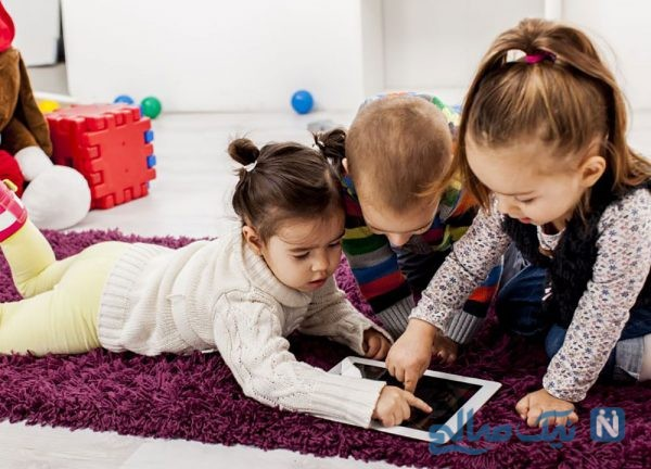 خطرات استفاده از موبایل برای کودکان بیش از اندازه معمول