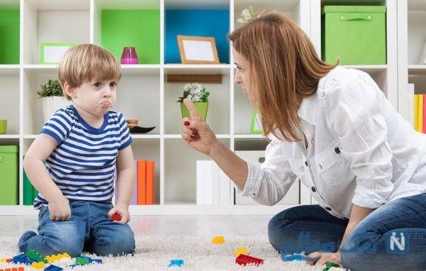 بهترین روش های برخورد با کودکان لجباز