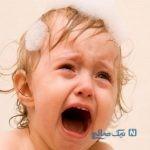 روش های مقابله با ترس کودکان از حمام