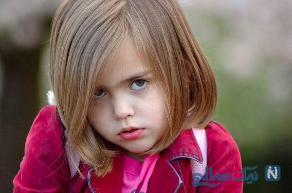 مقابله با کم رویی کودکان