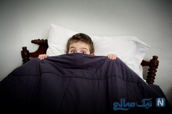 وحشت شبانه در خواب