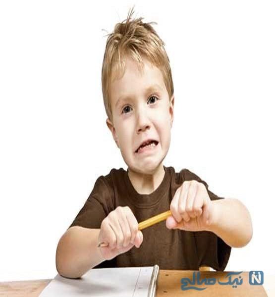 کاهش استرس کودکان