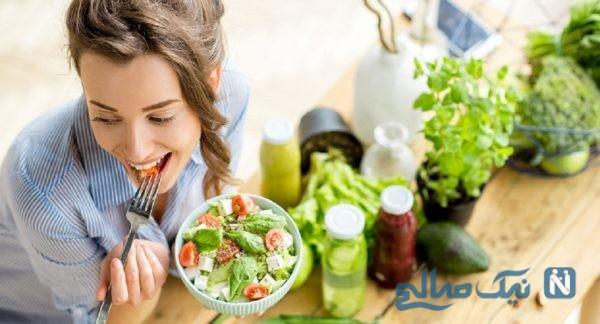 غذاهای ضروری برای زنان