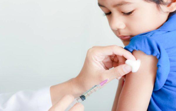برنامه واکسن برای نوزادان و کودکان نو پا