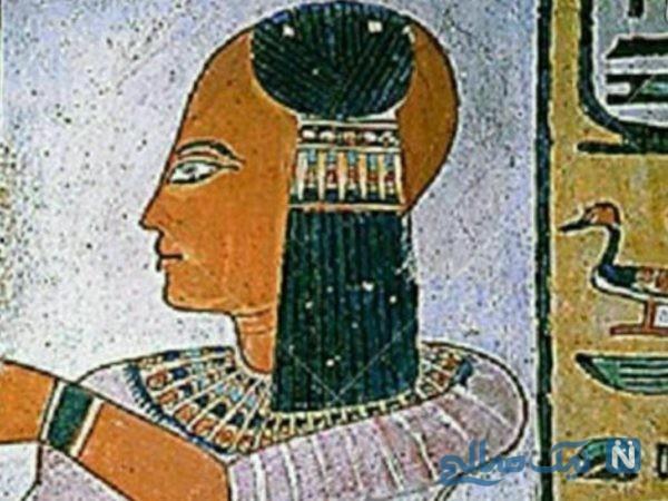 راز زیبایی زنان مصر