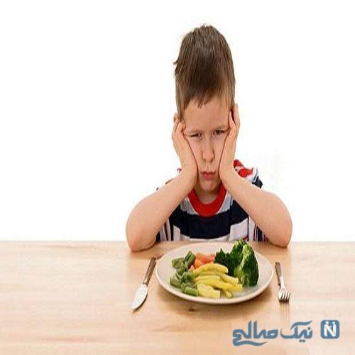 معجزه ای که کودک بد غذا را خوش خوراک میکند!
