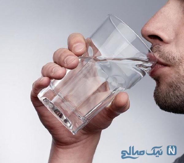نیاز به آب در طول روز