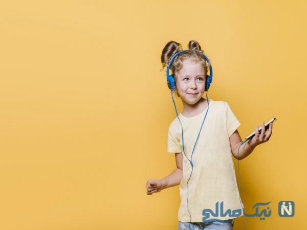 تاثیر موسیقی در یادگیری کودکان