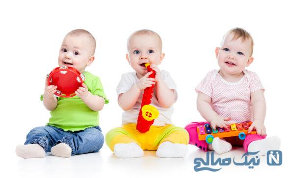 تاثیر موسیقی در یادگیری کودکان را بدانید