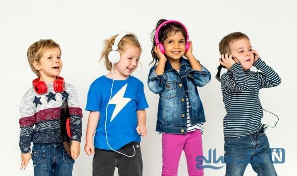 هدفون برای کودکان چه خطراتی در پی دارد؟