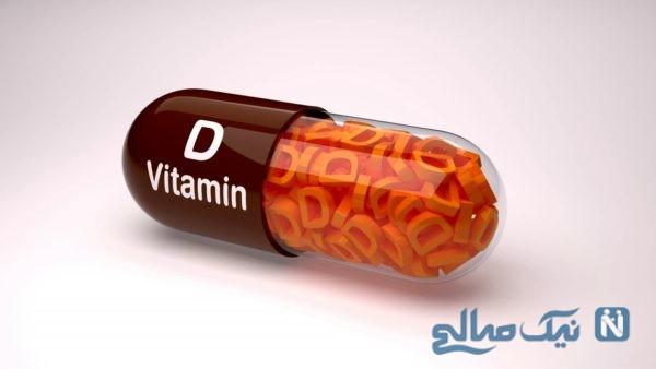 مصرف ویتامین D برای مردان