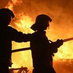 آتش سوزی در سیرک عجایب کرج