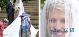 عکس هایی از جدیدترین عروسی سلطنتی بریتانیا