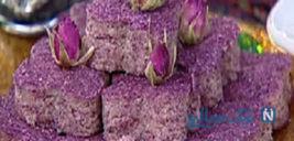 حلوای گل سرخ ویژه سفره افطار!+عکس