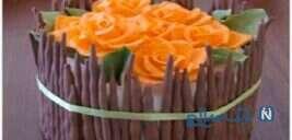 ساخت کاردستی گل خمیری