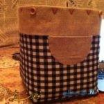 ساخت کاردستی سطل کاغذ باطله + تصاویر