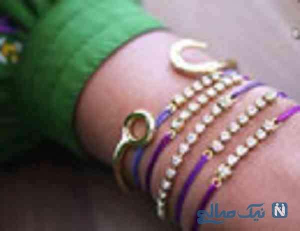 ساخت دستبند شیک