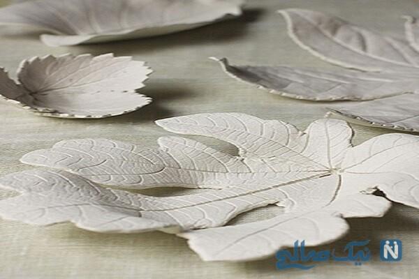 آموزش ساخت ظرف با خمیر + تصاویر